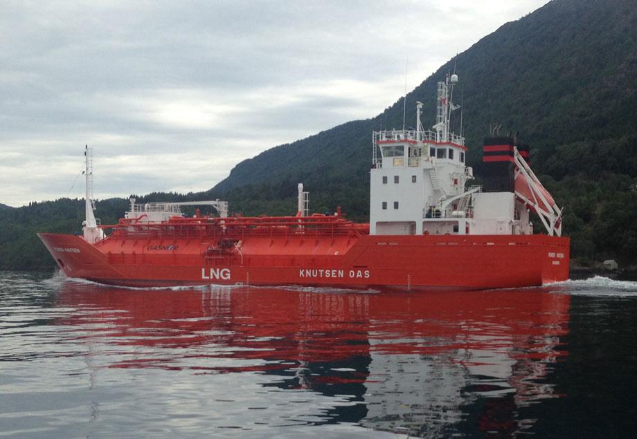 Knutsen LNG - Knutsen