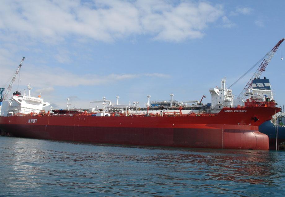 Knutsen NYK Offshore Tankers - Knutsen